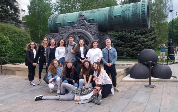 Moskau 2019
